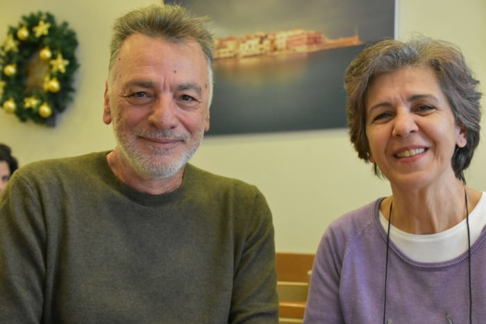 Iordanis and Ioanna carry on with the tradition